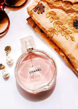 Женский аромат в стиле chanel chance из дубая,шлейфовые духи,осенний парфюм