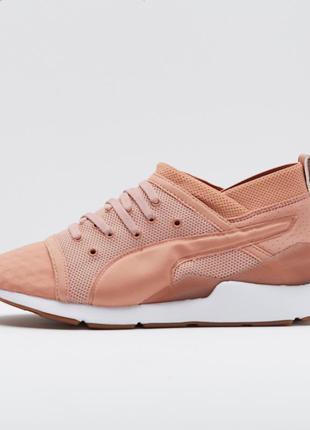 Женские кроссовки puma, размер 36. 100% оригинал. в идеальном состоянии.