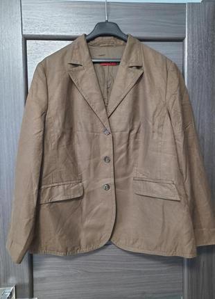 Пиджак сюртук жакет размер 20 taifun