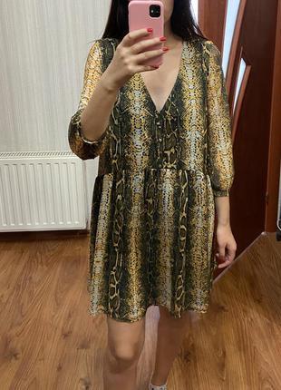 Платье оверсайз от mohito