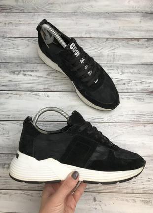 Оригінальні замшеві кросівки kennel&schmenger