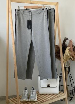 Стильные трикотажные брюки с лампасами imperial🇮🇹
