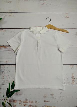 7 лет тениска белая next