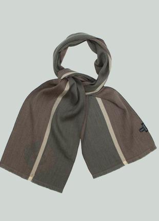 Шерстяной шарф belstaff rrl barbour scarf