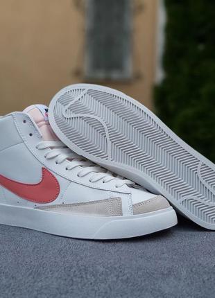 Nike blazer женские кроссовки кеды