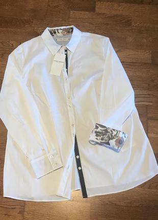Белая рубашка блузка gerry weber, p.16.