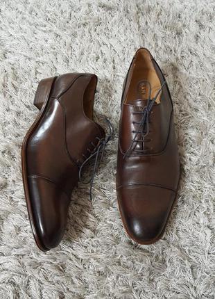 Туфлі cadosso san marina нат.шкіра р.44.
