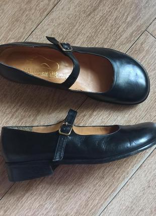 Туфли genuine leather