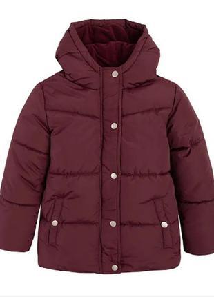 Тёплая куртка для девочки р.164 smyk cool club польша