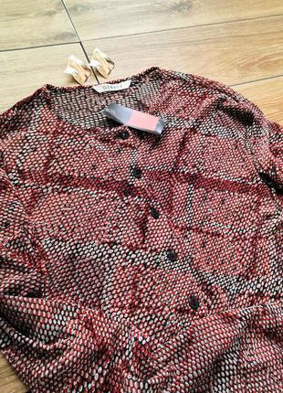 Крутейшая блуза в змеиный принт от george
