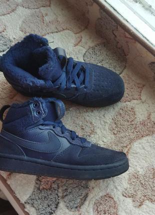 Зимние фирменные ботинки
