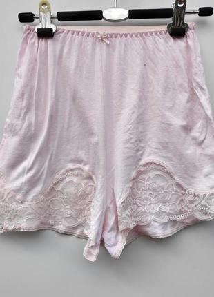 Натуральні піжамні шортики  розмір м (е-241)