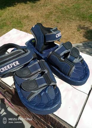 Мощные сандали, босоножки creeper 39 разм