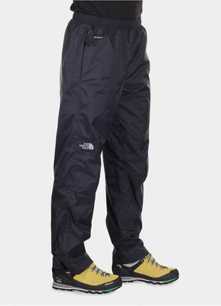 The north face dryvent мембранные штаны мужские дождевые haglofs rab