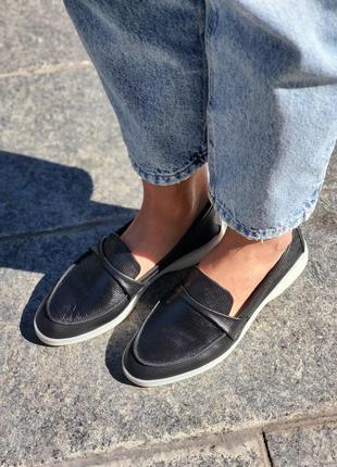 Лоферы натуральная кожа, туфли, мокасины, броги