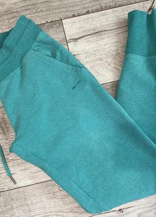 Утеплённые спортивные штаны джоггеры женские м nrg