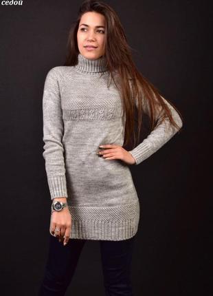 Тепла тунічка veer-mar💕 70% wool