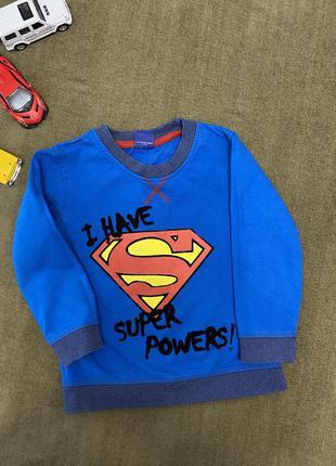 Свитшот супермэн