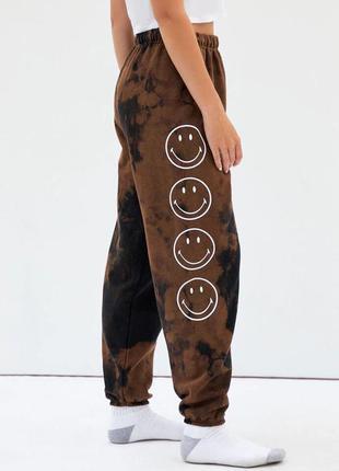 Коричневые джоггеры штаны pucsun в наличии