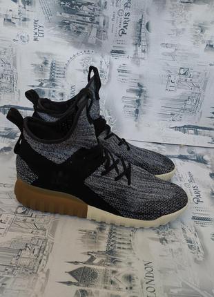 Adidas originals tubular invader кроссовки мужские