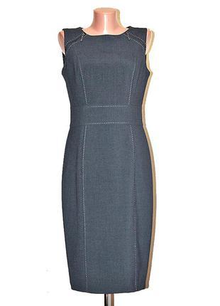 Элегантное платье футляр marks & spencer