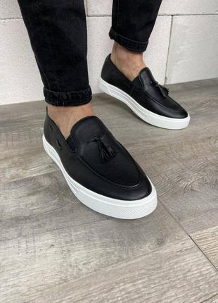 Обувь мужская/ туфли кожаные мужские/ лоферы / оксфорды