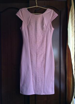 Вечернее платье с этикеткой