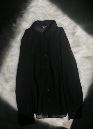Сорочка рубашка шифон