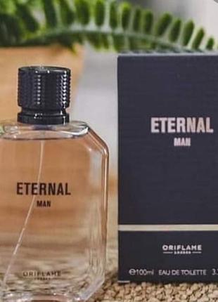 Парфюмированная вода eternalmanoriflameэтернал етернал энтерал орифлейм