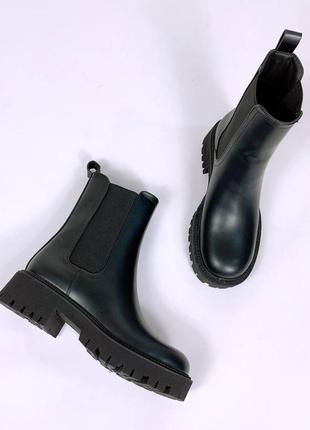 Ботинки деми, женские ботинки, 13594