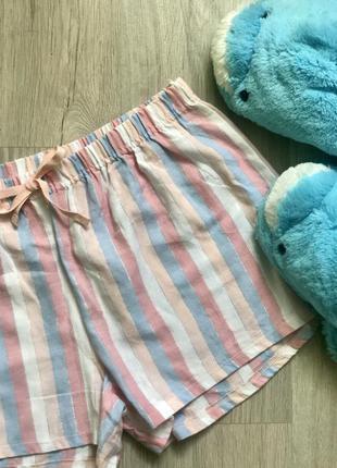Пижамные шорты pep&co котон