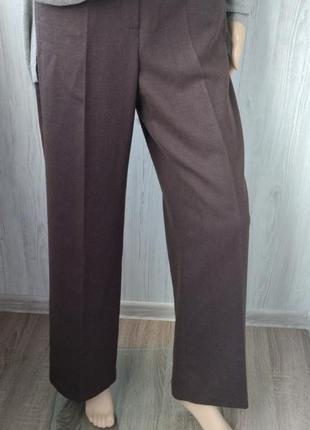 Теплые брюки шерсть