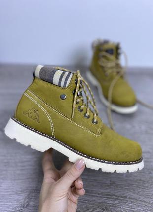Легчайшие классические ботинки kappa
