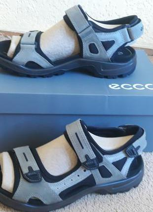 Ecco offroad сандалии муские,босоножки оригинал! разм 41,42