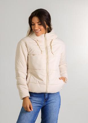 Крутая укороченная куртка для девочек и женщин