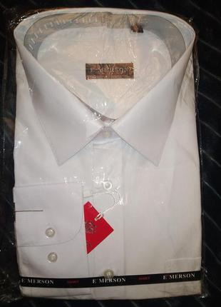 Рубашка с длинным рукавом emerson 47-48