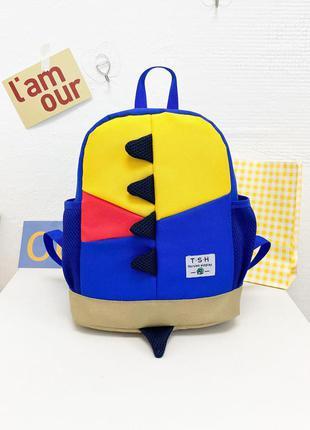 Детский рюкзак для малышей с поводком