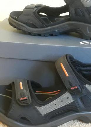 Ecco offroad сандалии, босоножки,тапки мужские.оригинал.