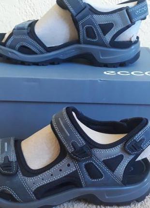 Ecco offroad,сандалии,босоножки мужские,оригинал.