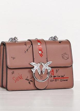 Стильна жіноча сумочка з еко шкіри💥