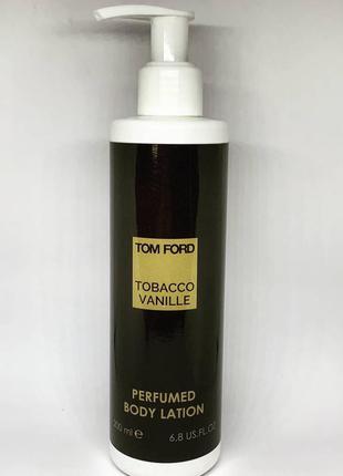 💣парфюмированный лосьен для тела табак/ваниль