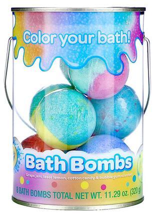 Бомбочки для ванны crayola, bath bombs
