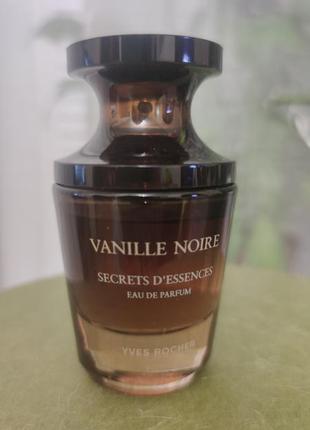 Ив роше парфюмированная вода vanille  noire