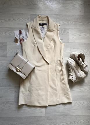 Пиджак жилет