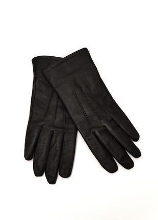 Женские утепленные перчатки кожа thinsulate insulation 40 gram /2602/