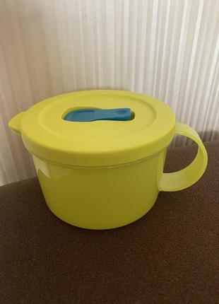 Посуда для хранения и разогрева в микроволновке tupperware
