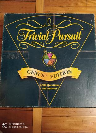 Настольная игра trivial pursit