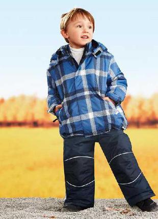 Куртка зимняя тсм на рост 86-92 см