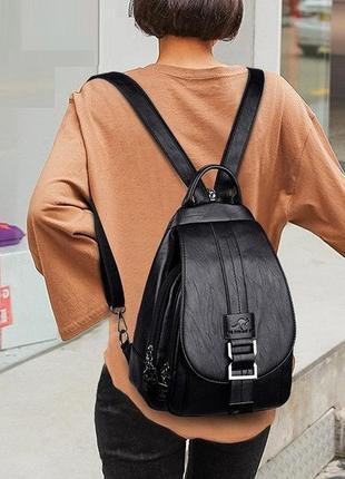 Хит продаж! женский рюкзак сумка 2в1/женский рюкзак бананка.