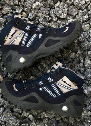 Женскте ботинки lowa simon gtx gore-tex 38 размер